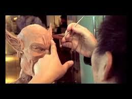Cinema Makeup Schools Cinema Makeup Creature Maquette Sculpture Youtube