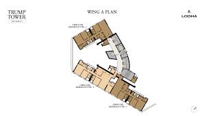 Trump S Apartment Floor Plan 100 Trump Tower Chicago Floor Plans 30 000 000 Penthouse In