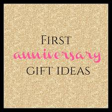 one year wedding anniversary gifts for gift ideas for year wedding anniversary luxury navokal