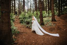 Oregon forest images Oregon forest wedding britt tim portland wedding jpg