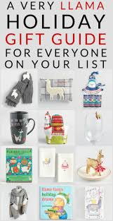 gift shopping list llama gifts for everyone on your shopping list the
