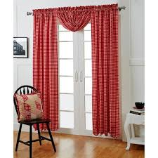 Orange Panel Curtains Cabin Curtains Drapes U0026 Valances Rustic Curtains U2013 Lakecabin Depot