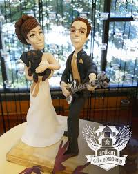 custom wedding toppers toppers artisan cake company