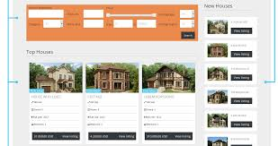 Free Real Estate Email Templates by Estate November Free Joomla Template