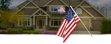 American House Flag Lawn Flags Real Estate Calendars