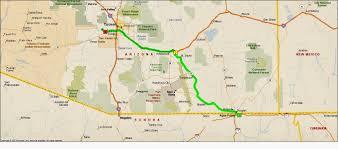 Bisbee Arizona Map by Roving Reports By Doug P 2014 34 Douglas To Benson Arizona Final