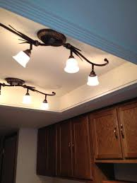Fluorescent Kitchen Ceiling Lights Fluorescent Ceiling Light Fixtures Kitchen Beutiful Tryed