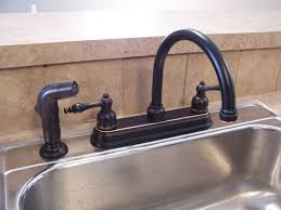 Oil Rubbed Bronze Kitchen Sink Faucet Kitchen Sinks Faucets Oil Rubbed Bronze Kitchen Sink Faucet Oil