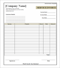 free printable contractor invoice template u2013 luxerealty co