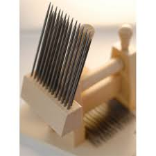 carding comb carding combing wingham wool work