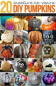 Creative Halloween Crafts 189 Best Halloween Pumpkins Images On Pinterest Halloween