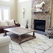 big coffee table impressive oversized coffee table best ideas about oversized