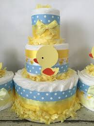duck decorations set of 3 rubber duck cakes rubber duck baby shower