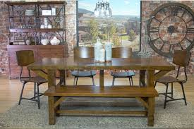 Farmhouse Dining Room Table by Farmhouse Dining Room Mor Furniture For Less