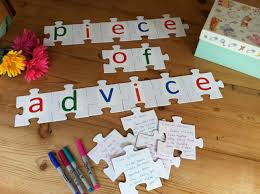 leave a piece of advice for the mother to be baby shower advice