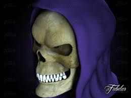 Skeletor Halloween Costume 3d Model Skeletor Cgtrader