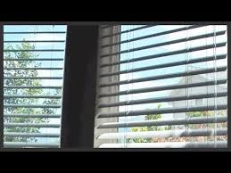 Venetian Blinds How To Clean How To Clean Metal Venetian Blinds Youtube