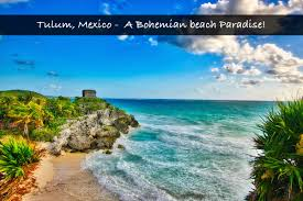 Map Of Tulum Mexico by Tulum Mexico U2013 A Bohemian Beach Paradise U2013 Unbound Explorers