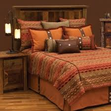 western duvet covers cabin place