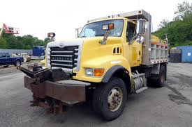 2004 sterling l8500 single axle dump truck for sale by arthur