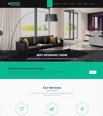 interior design web templates archives webthemez