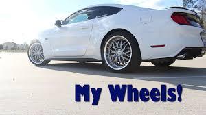 sve wheels mustang 2016 mustang gt sve series 3 wheel review