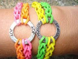 colored rubber bracelet images 102 best products using rubber bands images loom jpg