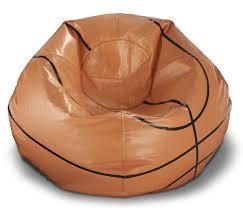 Bean Bag Chair With Ottoman Baseball Glove Bean Bag Chair Cadel Michele Home Ideas