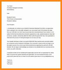 Example Of Making Resume by 7 Example Of Donation Letter Graphic Resume