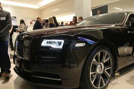 roll royce qatar rolls royce with ottavio fabbri launch u0027starlight u0027 exhibition at