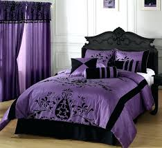 Home Design Down Alternative Comforter by Duvet Covers Grapevine Duvet Set Purple On Hautelook Purple