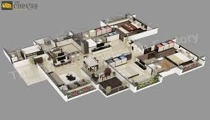 floor planner free 3d floor plans for house 3d architectural rendering