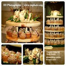 Wedding Cake Display Rustic Wedding Cakes For That Homespun Feeling