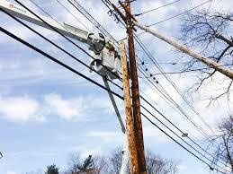 Taunton Municipal Lighting Plant Taunton Hit By Rash Of Utility Pole Crashes News The Taunton