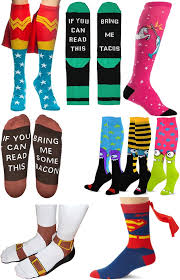 you can never enough silly socks