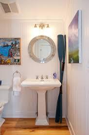 Beach Cottage Bathroom Nautical Bathroom Mirror Ideas Beach Cottage Bathroom Vanity