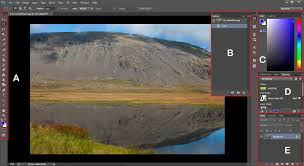tutorial photoshop cs6 lengkap pdf adobe photoshop workspace basics