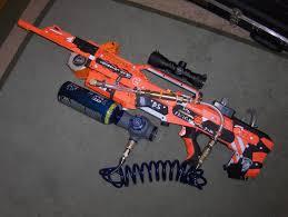 nerf car gun nerf gun mods