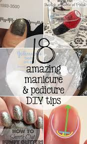 17 tips to make your at home manicure and pedicure look professional