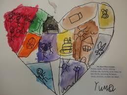 Map My Friends A Map Of My Heart Kindergarten Books And Kindergarten Art