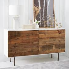West Elm Bedroom Furniture by Reclaimed Wood Lacquer 6 Drawer Dresser Furnish Pinterest