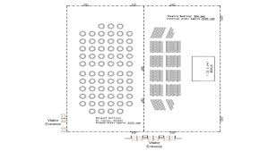 Banquet Hall Floor Plan by Runway 11 Hall 11 Asiaworld Expo