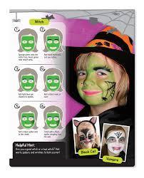 amazon com melissa u0026 doug craft and create face painting kit