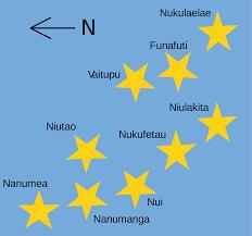 How Many Stars In The Flag File Flag Of Tuvalu Star Interpretation Svg Wikimedia Commons