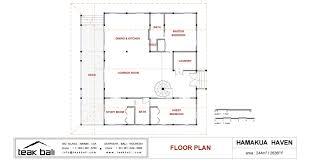 balinese home floor plans