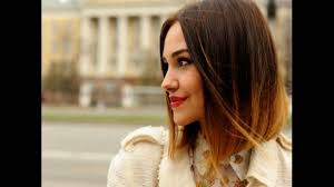 best hair colors for brunettes with short hair youtube