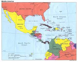 map of mexico and america south america and mexico map creatop me