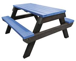 Picnic Bench Hire Recycled Plastic Coloured Picnic Table For Ks2