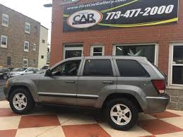 2007 jeep grand 4wd system 2007 jeep grand laredo 4dr suv 4wd in cicero il