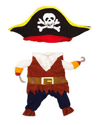 Halloween Usa Costumes Locations Amazon Com Topsung Cool Caribbean Pirate Pet Halloween Costume